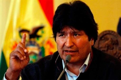 Presidente boliviano: defender a Venezuela es defender América Latina